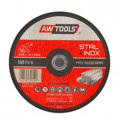 AWTOOLS TARCZA DO METALU 230*2,0mm / 22,2