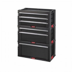 KETER REGAŁ 6 SZUFLAD TOOL CHEST SET