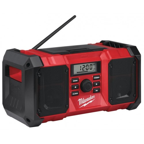 Radio akumulatorowe M18 18V Milwaukee JSR-0 z mp3